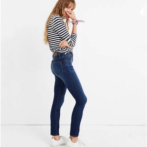 Madewell High-Rise Roadtripper Skinny Jeans 25